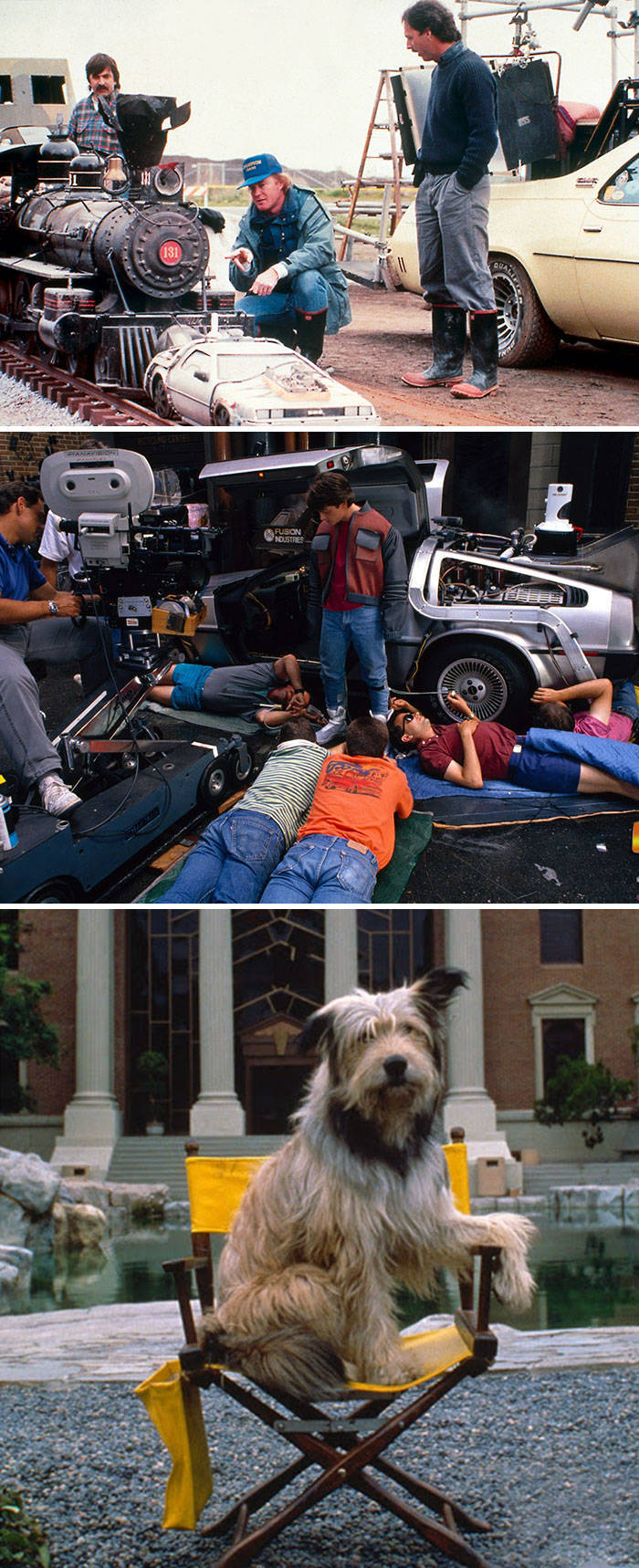 What Happens Behind The Scenes Of Iconic Movies