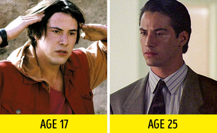 Actors Who Turned Into Youngsters For Their Roles
