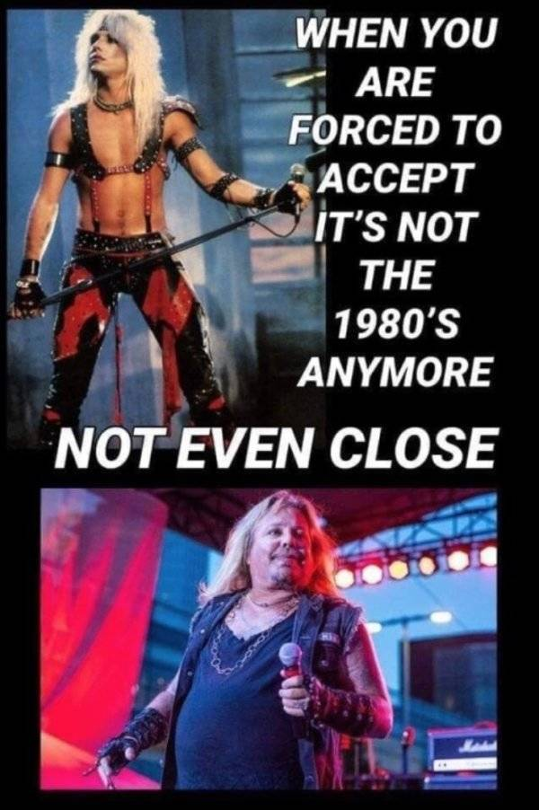 80's And 90's Memes Are Totally Fabulous