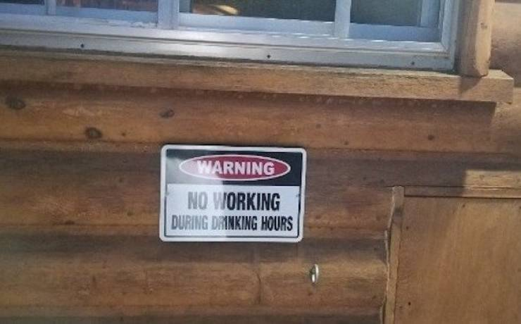 These Signs Are Definitely Doing Their Job