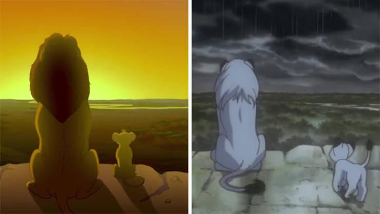 """Was The """"Lion King"""" Idea Actually Stolen?"""