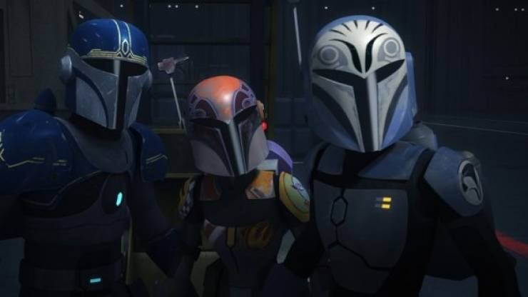 """What Is Known About The """"Star Wars"""" TV Series """"The Mandalorian"""" So Far"""