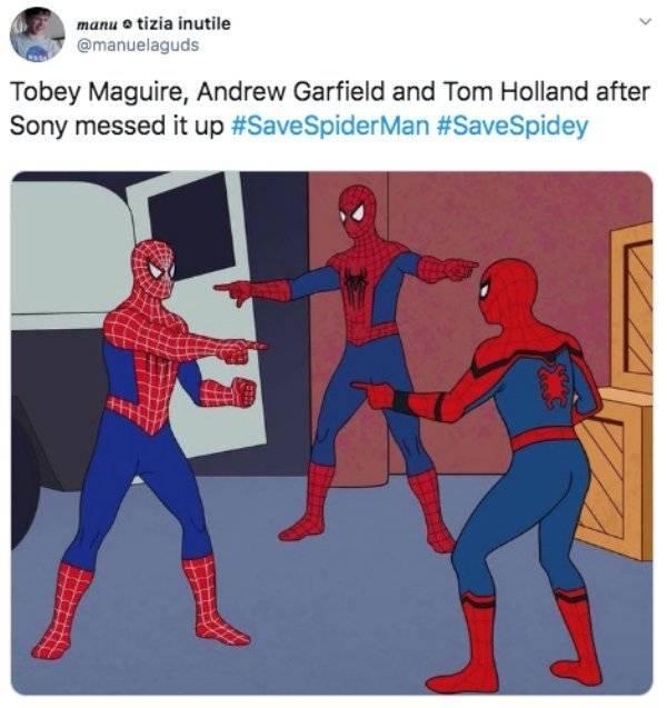 RIP MCU Spider-Man 1962-2019