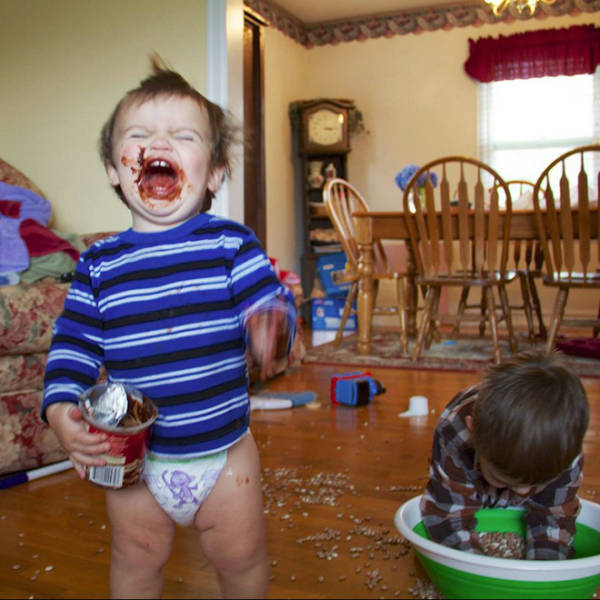 The Harsh Reality Of Parenting