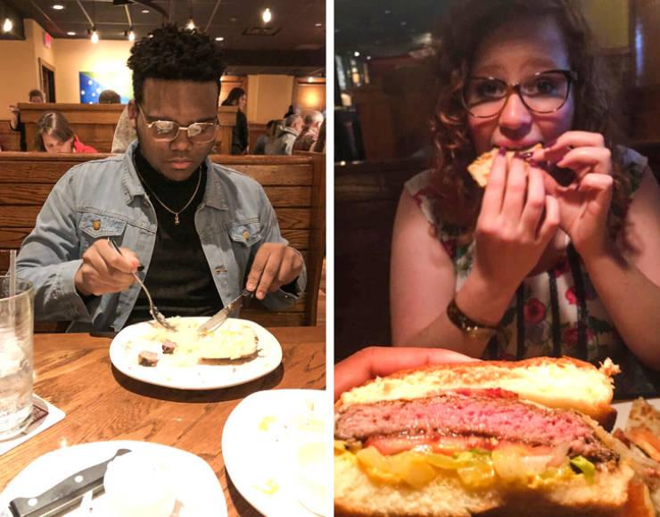 How Girls Take Pics Of Their Boyfriends Vs. How Men Take Pics Of Their Girlfriends