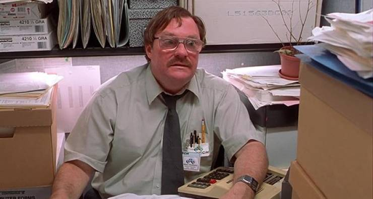 """Mildly Irritating Facts About """"Office Space"""""""