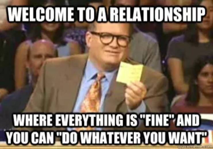 Relationship Memes Are Mad At One Another