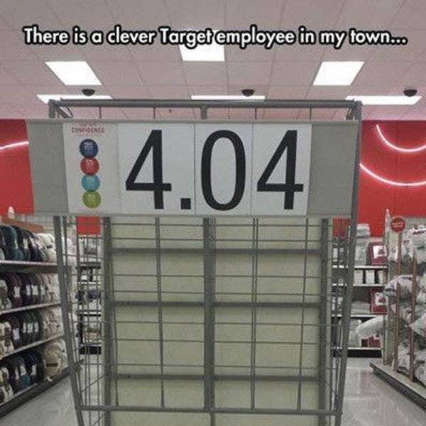 Target Must Be Doing Something Wrong