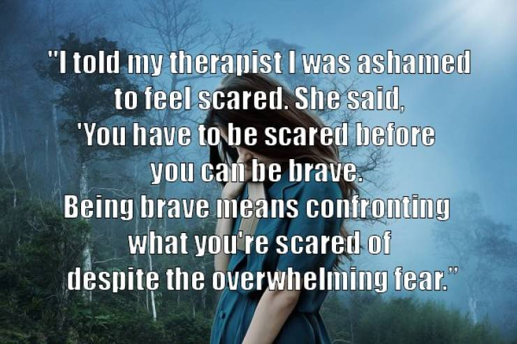 What's The Best Advice You Have Received From Your Therapist?