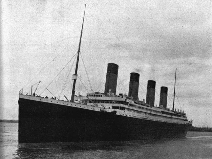 "Fragile Facts About ""Titanic"" And Its Passengers"