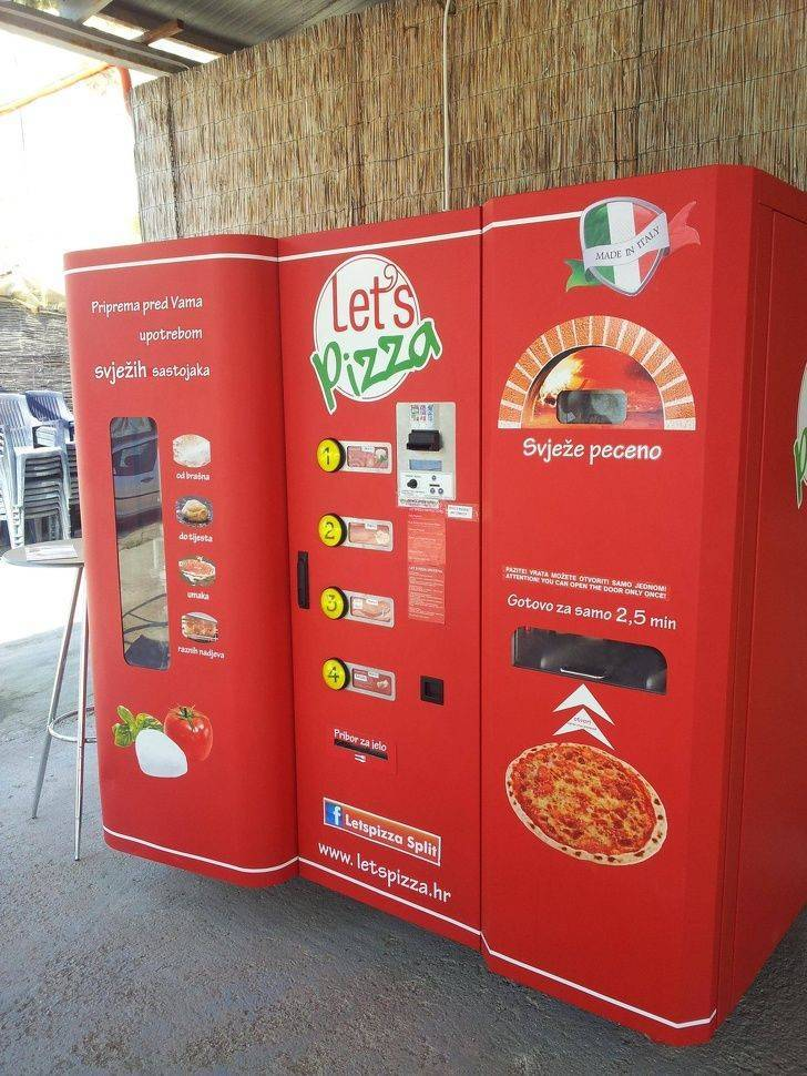 It Seems Like You Can Get (Almost) Anything Via A Vending Machine