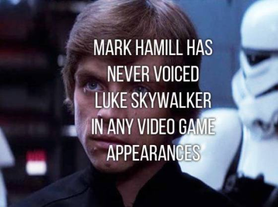 Mark Hamill Facts Have The Force In Them