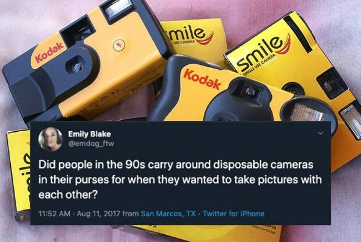 Millenials Don't Really Understand The 90's