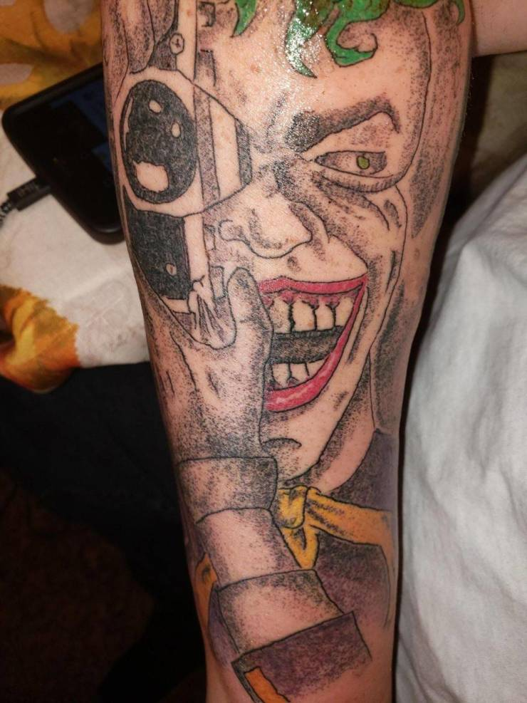 Tattoos Being Permanent Is A Bad Thing For These People…