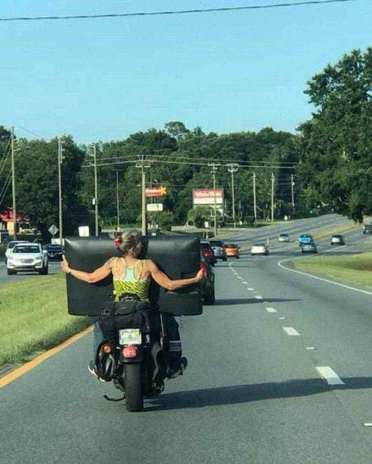 All Hail The Motorcycles!