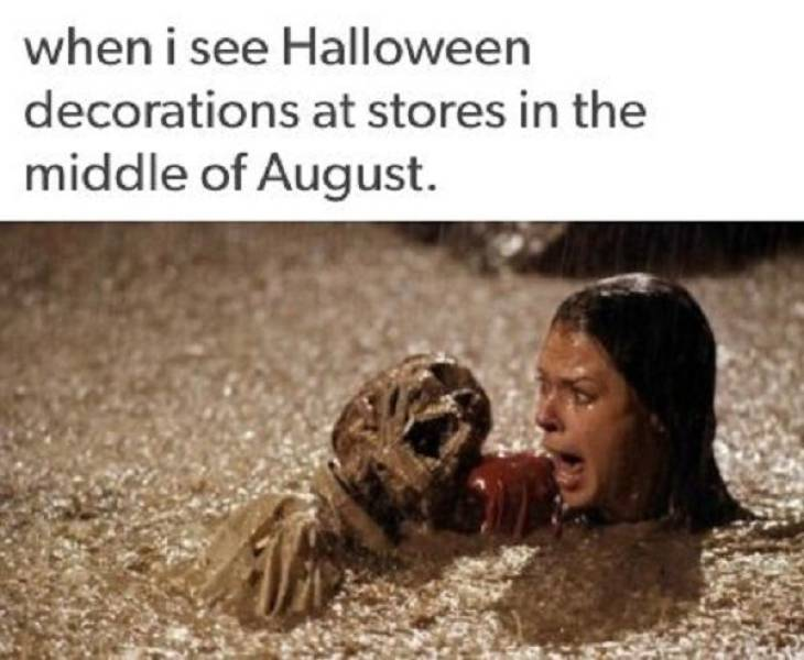 The Fall Is Almost Here, By The Way!