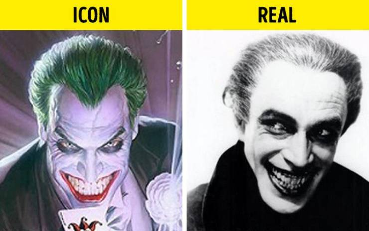 Who's Hidden Behind Famous Characters?