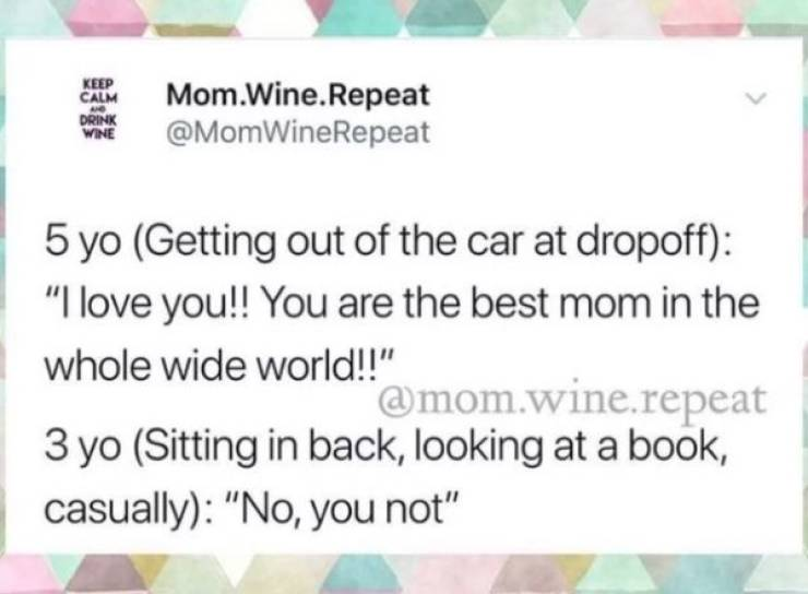 Parenting Memes Are Trying, They Are Trying So Hard!