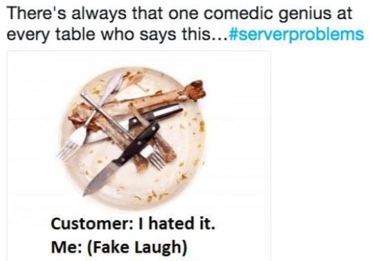 Take These Restaurant Worker Memes To Table 11