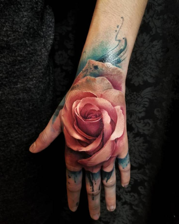 Why Are These Tattoos So Realistic?