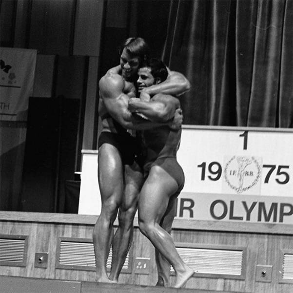 Arnold Schwarzenegger's Touching Tribute To His Late Friend Of 54 Years, Franco Columbu