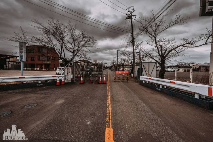Abandoned Fukushima Eight Years After The Notorious Nuclear Disaster