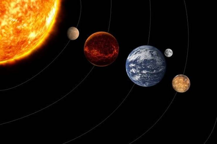 How Long It Takes For A Human To Die On Each Planet In Our Solar System
