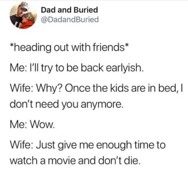 Oh, The Memes Of Married Life…