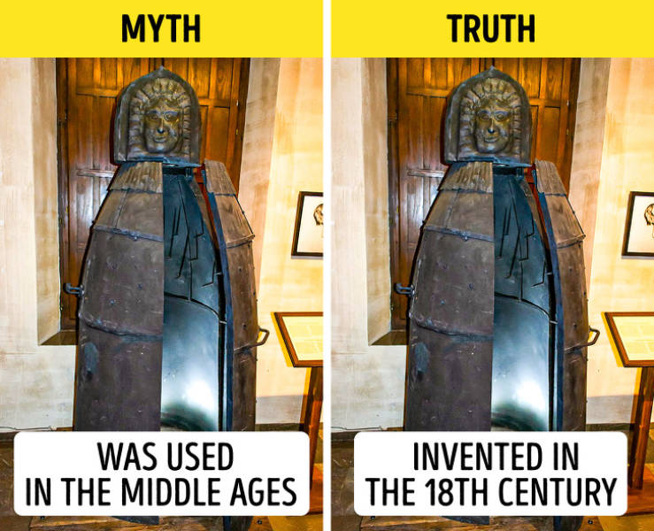 There Are So Many Weird Myths About The Middle Ages