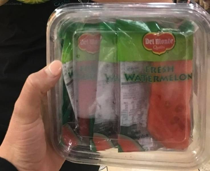 This Packaging Is Absolutely Unnecessary