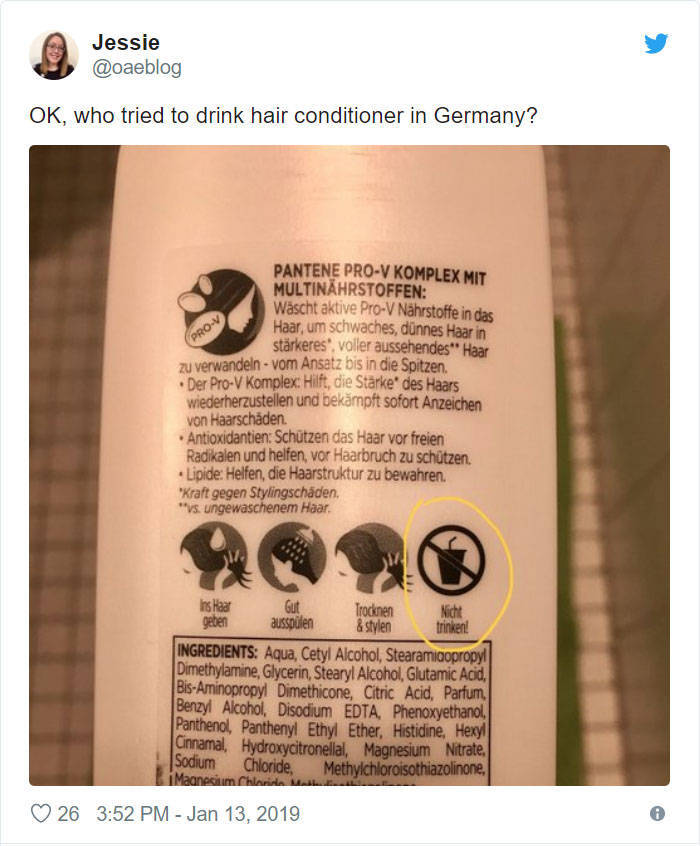 American Woman Finds Funny Stuff All Over Germany