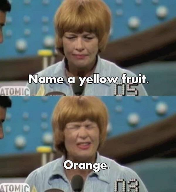 Game Show Answers That Came Out Of Nowhere