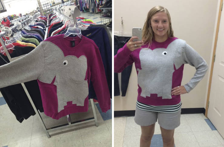The Best Things People Could Find In Thrift Stores