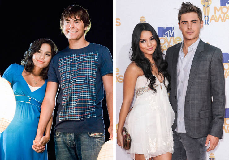 On-Screen Couples That Turned Into Real-Life Love Stories