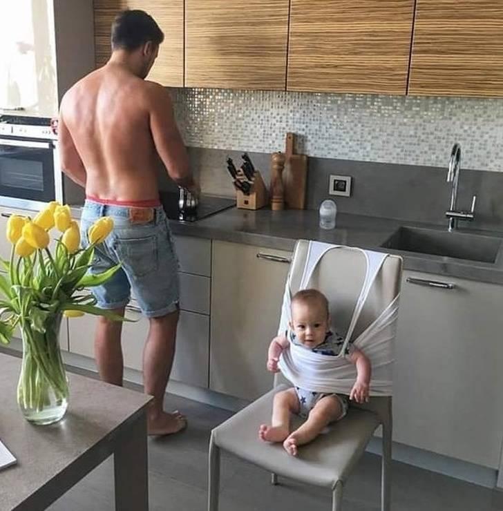 Parenting – Improvise, Adapt, Overcome