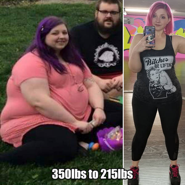 People Who Decided To DESTROY Their Fat