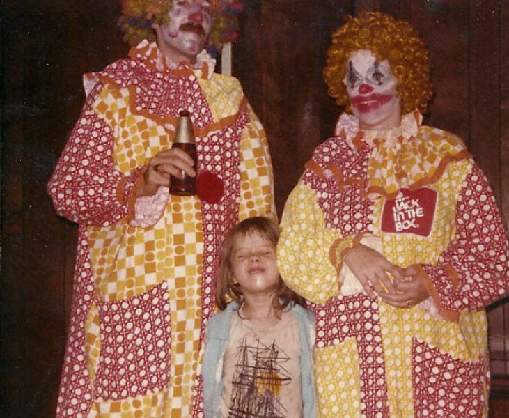 So This Is Where Clownphobia Comes From…