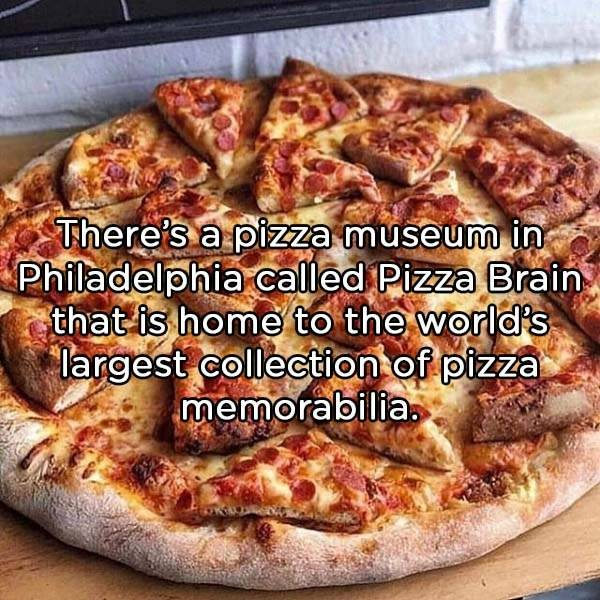 Mmm, More Large Pizza Facts, Please