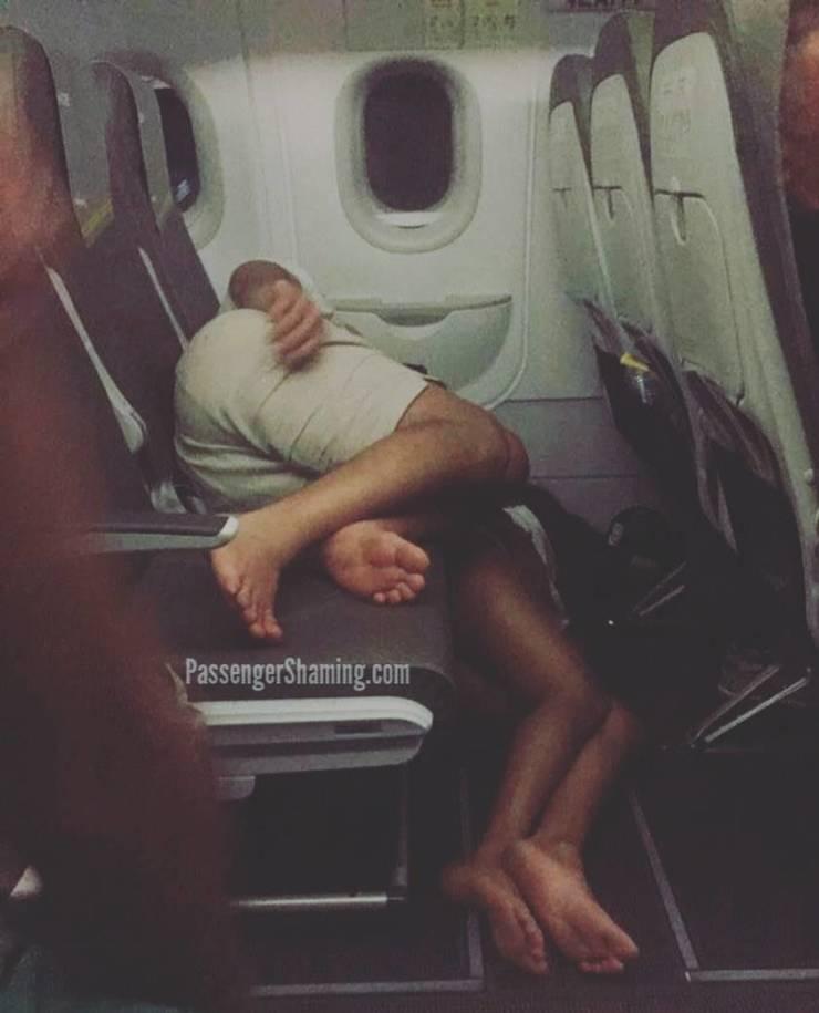Time To Shame Those Passengers!