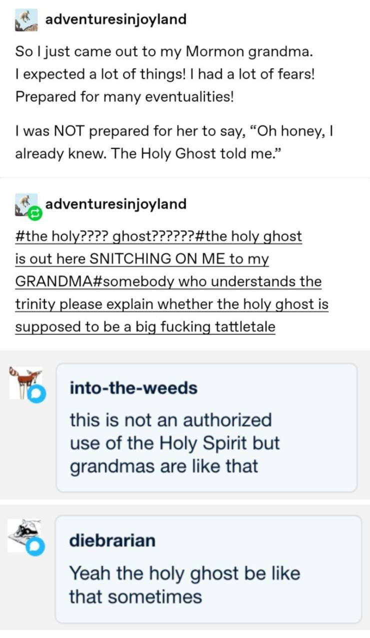 Tumblr Posts That Went South In A Hurry