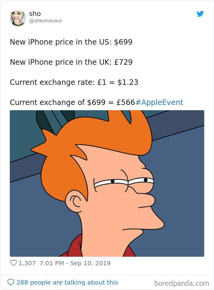 "It's The ""Apple"" Memes Season!"