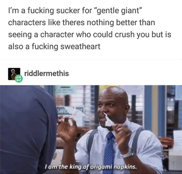 Terry Crews Does Not Lose!