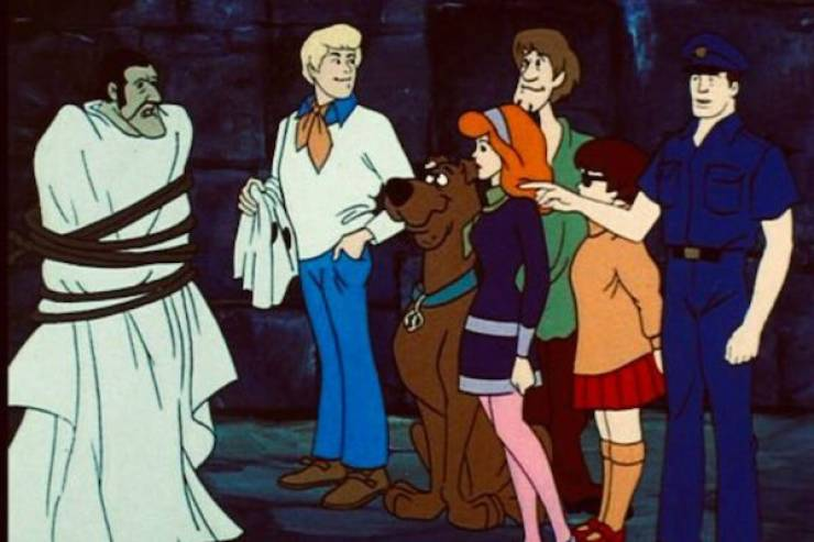 """These """"Scooby Doo"""" Facts Are Scaary!"""