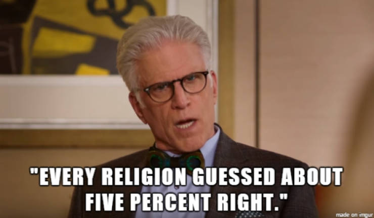 """Moments From """"The Good Place"""" That You Definitely Should See"""