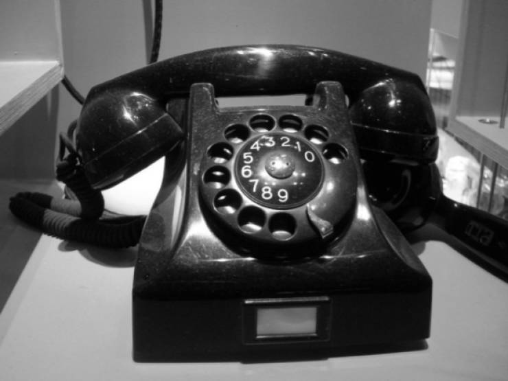 A Callback To The History Of The Telephone