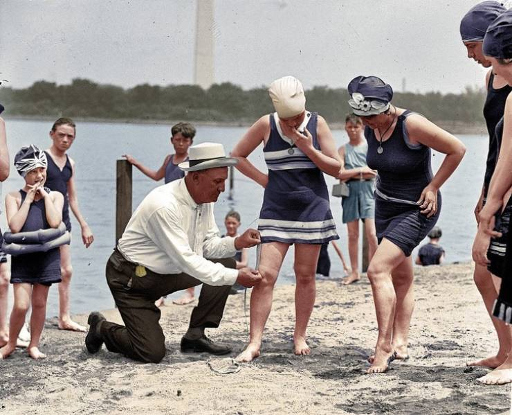 Colorized Historical Photos Add So Much Detail