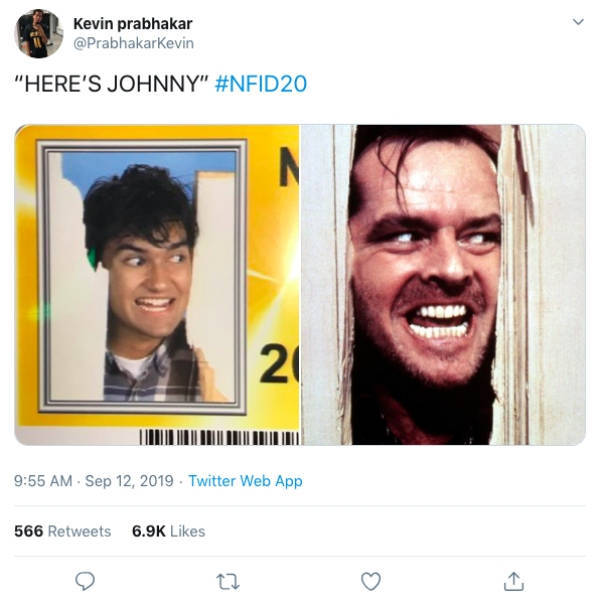 These High School Seniors Have Memes And Popular Characters As Their ID Photos