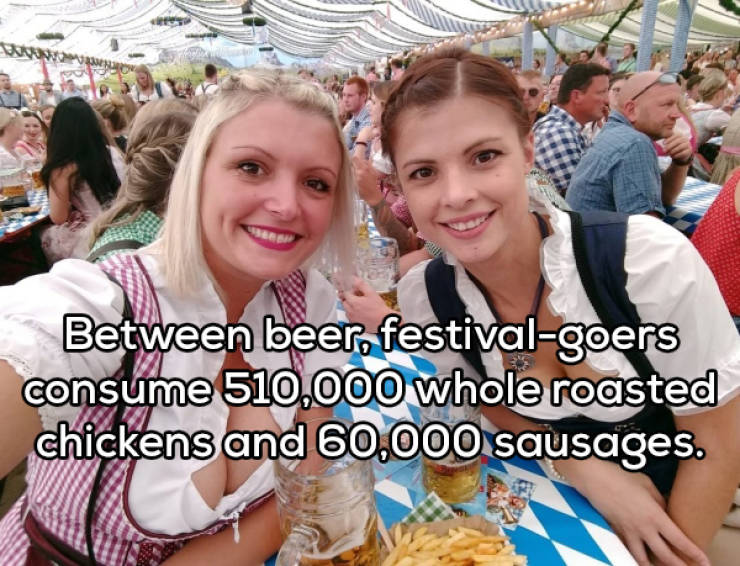 Take A Glass Of These Oktoberfest Facts