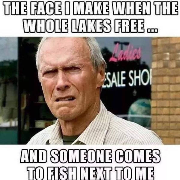 Fishing Memes That Didn't Get Away