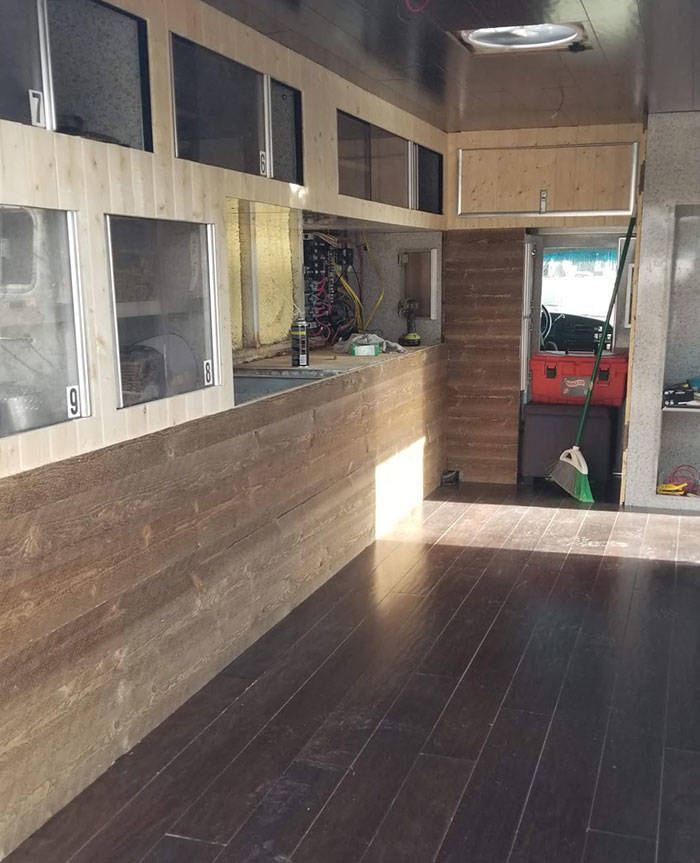 Turns Out, Ambulance Car Can Be Turned Into A Pretty Nice Home